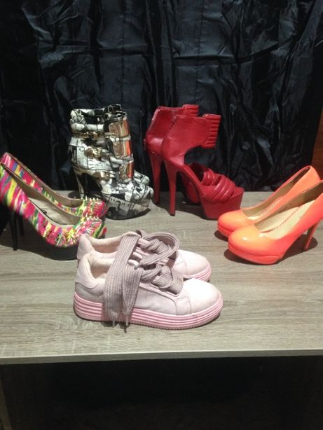 женская обувь 39р