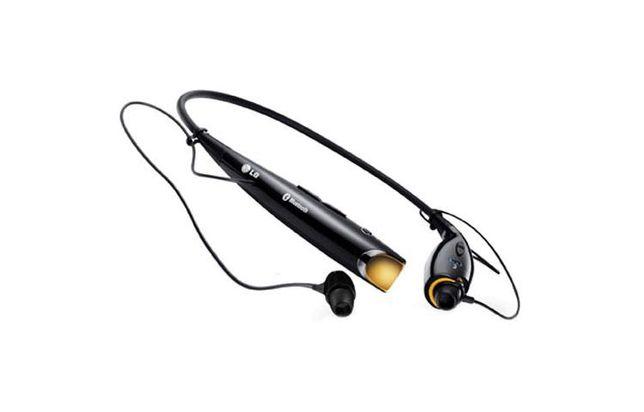 HBS700 Bezprzewodowy stereofoniczny zestaw słuchawkowy LG Tone