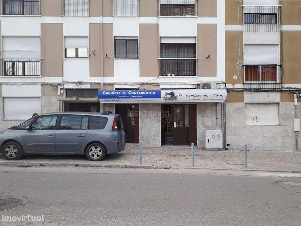 Imóvel comercial/habitação Baixa da Banheira- Barreiro