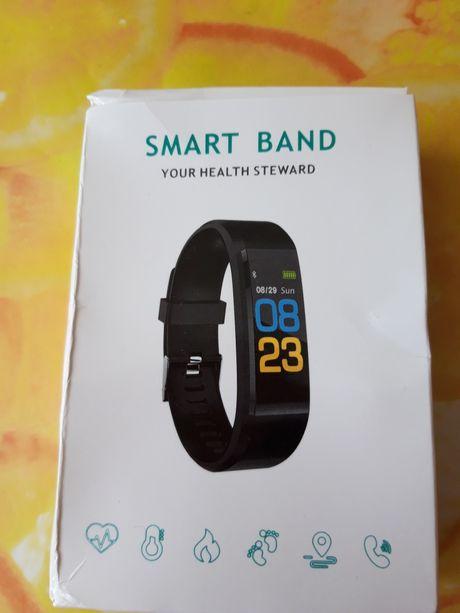 Nowy smart band idealny na prezent