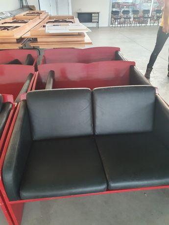 Sofás de bar usados para venda