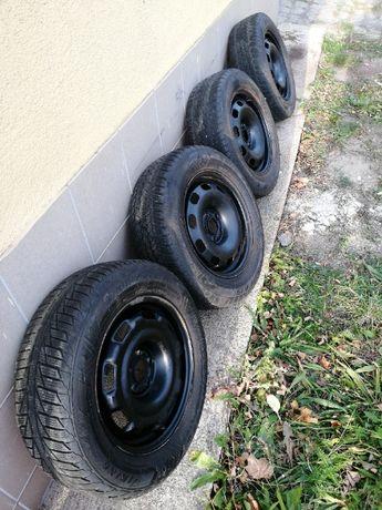 "Opony z felgami 15"" VW, Skoda, Audi, Seat"
