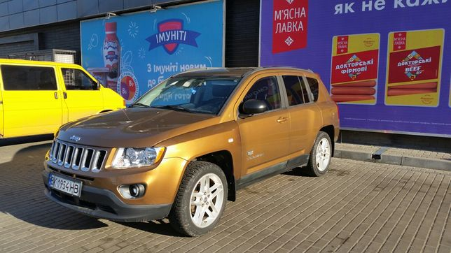 Jeep Compass Limited - 4x4