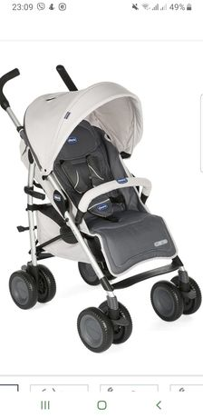 Прогулочная коляска Chicco Multiway 2 Silver