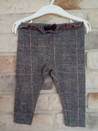 Spodnie Zara 80.