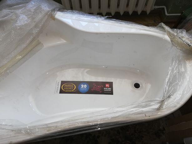 Nowa wann. OKAZJA plus umywalka