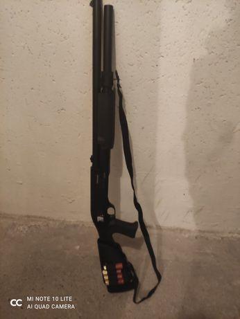 Pistolet  na kulki plastikowe