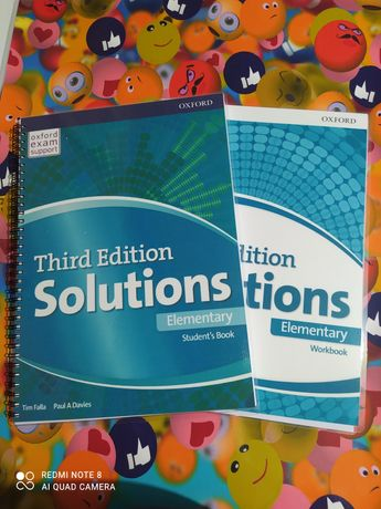 Solutions ( все части )