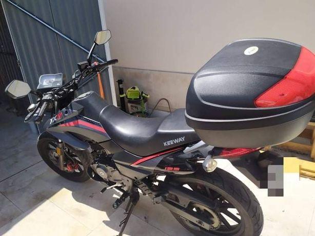 mota Keeway TXM 125