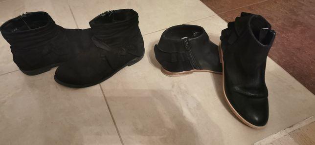 Buty na jesień dla dziewczynki r. 32