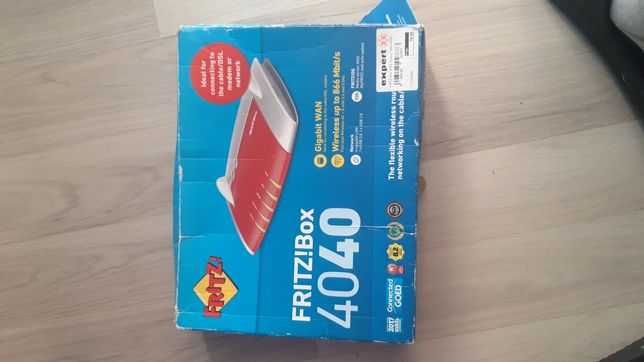 Fritz box 4040 używany