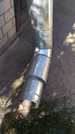 Витяжка на газовий котел