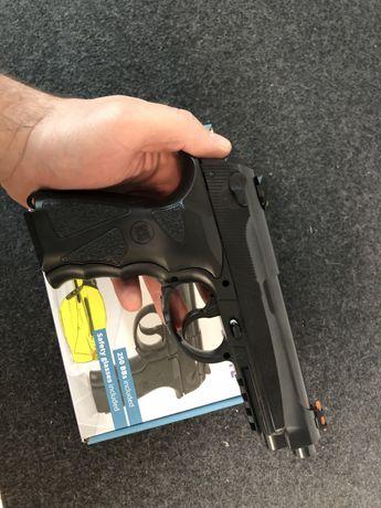 Pistolet wiatrówka Razor Excite 4,5 mm zestaw