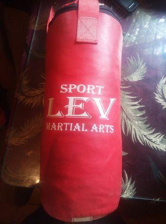 Боксерская груша мешок Lev детская