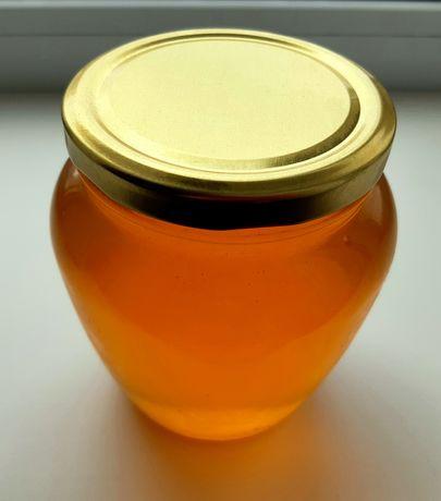 Мед липа і соняшник