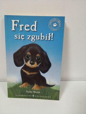 Książka Fred się zgubił