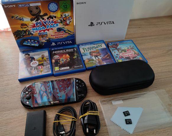 PlayStation vita wersja slim zestaw