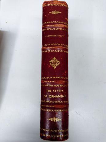 Livro Arte Arquitetura Ornamentais