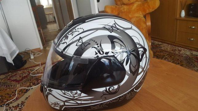 Kask motocyklowy Damski