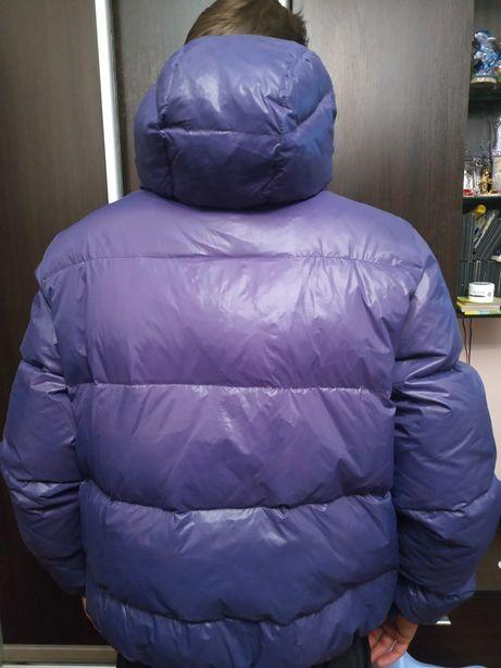 Чоловіча куртка на сильні морози