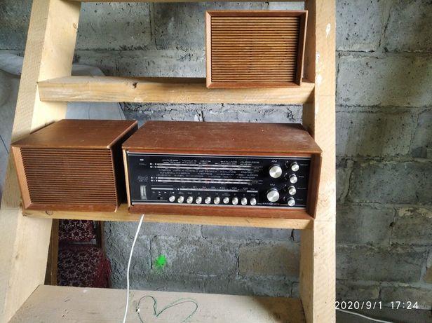 Tandberg radio stare klasyka