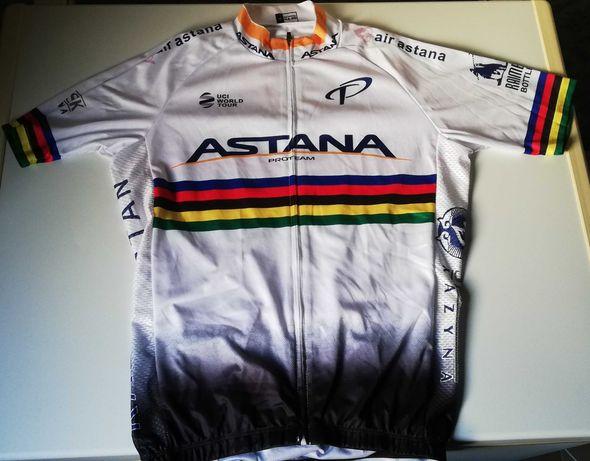 Equipamento de ciclismo Astana