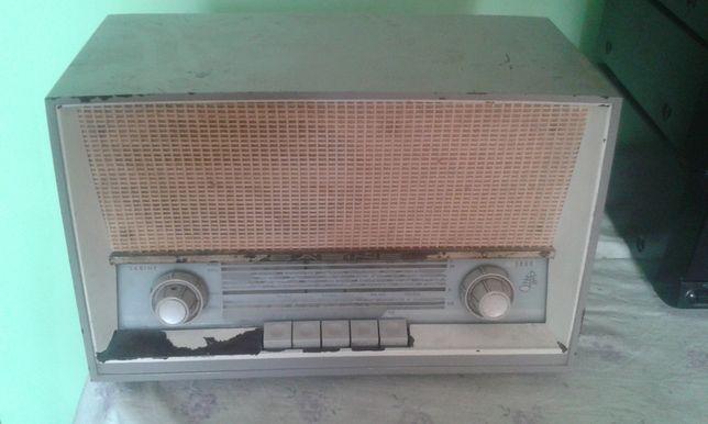 Radio lampowe Saba model sabine 11