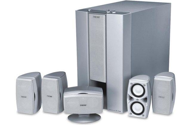 Sistema de som SONY 5.1