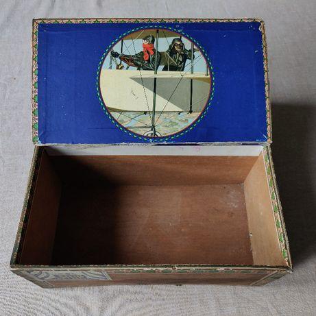 Pudełko po cygarach Taube - dla wojska ?