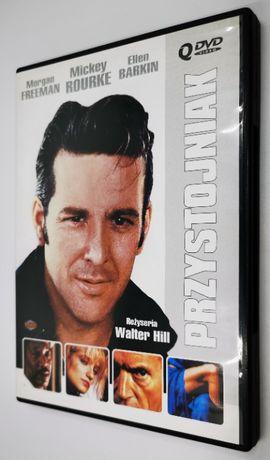 Przystojniak - Johnny Handsome (1989) Film DVD