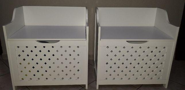 szafki - skrzynie z siedziskiem