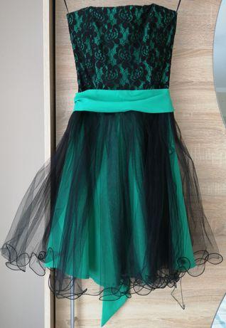 Sukienka tiulowa r. 34