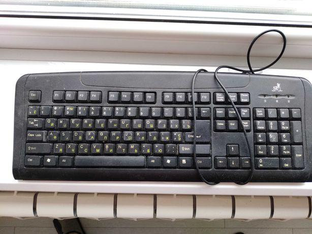 Клавиатура неробочая