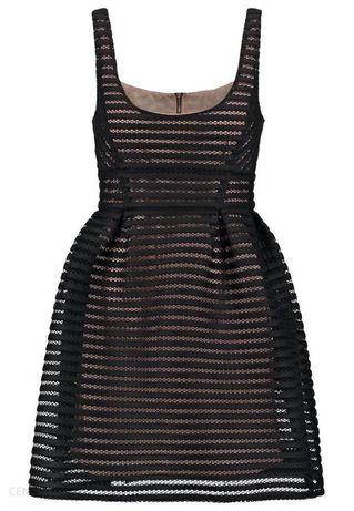 Sukienka koktajlowa  marka TFNC, model Valerie, raz założona