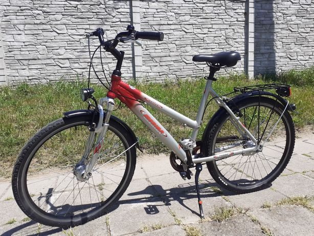 Rower młodzieżowy Merida
