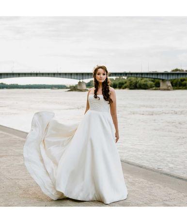 Suknia ślubna Pronovias 38 40