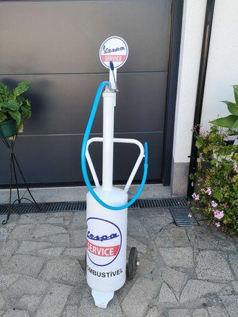Bomba de gasolina vespa