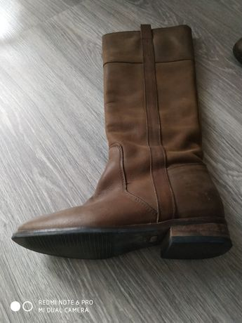 Сапоги кожаные Bufalo London