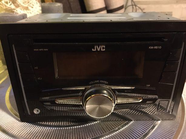 Radio samochodowe JVC 2DIN