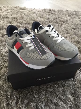 Sneakersy tommy hilfiger roz 35
