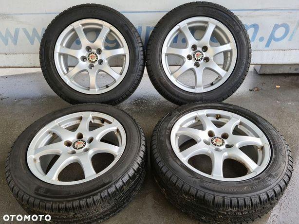 Koła felgi 225/55/17 BMW 3 4 5 X1 X3 Opel Insignia 5x120 Opony zimowe 2013r 7mm Super stan Z Niemiec