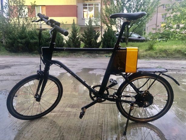 Велосипед Xiaomi Yunbike C1
