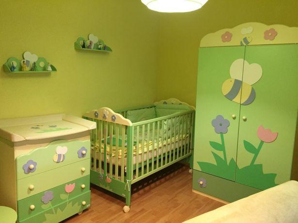 Итальянская детская мебель для новорожденного малыша