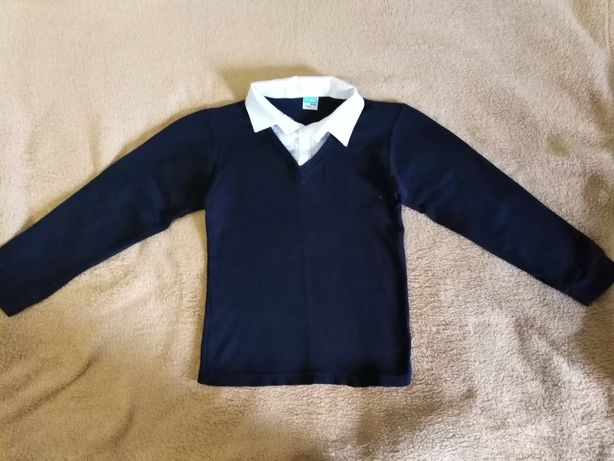 Продаю рубашку обманку на мальчика