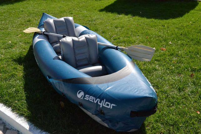 Kayak Insuflável SEVYLOR modelo Riviera