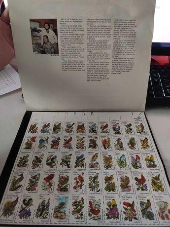 Znaczki kolekcjonerskie USA
