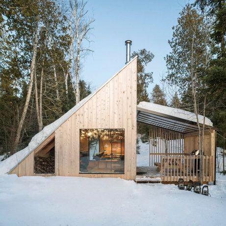 Деревянный дом, шалаш, smart модуль под ключ для жизни дачи бизнес