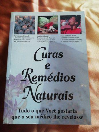 Curas e remédios naturais - envio grátis