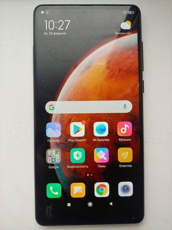 Xiaomi Mi Mix 2 6/64. Внешне в идеале. Сенсор слева отходит