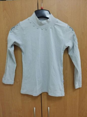 Блузка гольф р.134 для школы